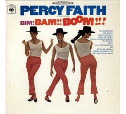 Percy Faith E La Sua Orchestra – Bim! Bam!! Boom!!!