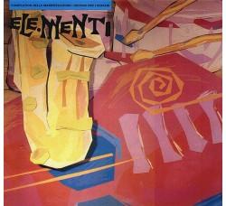 Artisti Vari -  Elementi - LP/Vinile