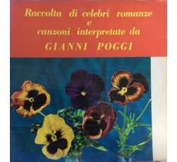 Gianni Poggi – Raccolta Di Celebri Romanze E Canzoni Interpretate Da Gianni Poggi