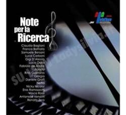 Artisti Vari - Note per la Ricerca Telethon 2006
