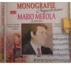 Mario Merola - Monografie napoletane Vol.8 - CD Audio