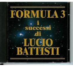 Formula 3 – I Successi Di Lucio Battisti