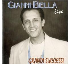 Gianni Bella – Grandi Successi - Live