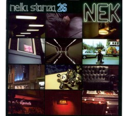 NEK  – Nella Stanza 26 - CD - Sigillato NUOVO
