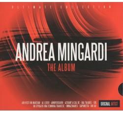 Andrea Mingardi – The Album - CD