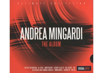 Andrea Mingardi ‎– The Album - CD