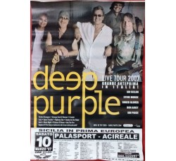 DEEP PURPLE - Tour 2007 Palasport Aci Reale