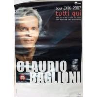CLAUDIO BAGLIONI  - Tour Tuttti Qui 2006/2007