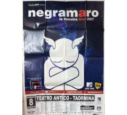 NEGRAMARO - La Finestra Tour 2007 Taormina
