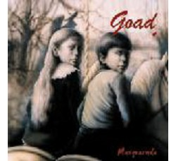Goad – Masquerade - 2 LP/Vinile limited Bianchi