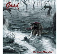 Goad ‎– The Silent Moonchild -LP/Vinile Edizione limitata