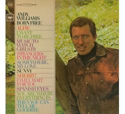 Andy Williams – Born Free - LP/Vinile