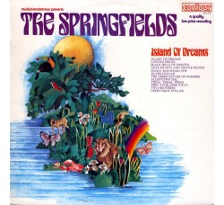 The Springfields – Island Of Dreams - LP/Vinile
