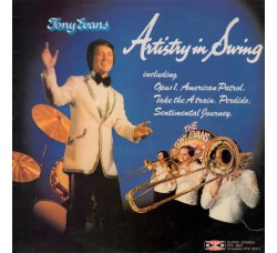 Tony Evans And His Orchestra – Artistry In Swing - LP/Vinile