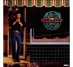 Waylon Jennings – Waylon And Company - LP/Vinile