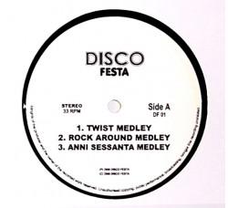 Artisti vari – Disco Festa - MAX/Single