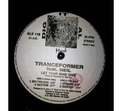 Tranceformer – Let Your Mind Dive - LP/Vinile