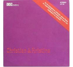 Unknown Artist – Christian & Kristina - LP/Vinile