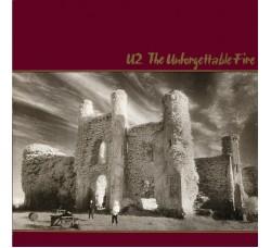 U2 – The Unforgettable Fire - LP/Vinile
