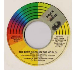 Bruce & Bongo ‎– The Best Disco (In The World) / Yahoo (BDF Mix)
