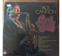 Ace Cannon – Cool 'n Saxy - LP/Vinile