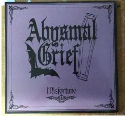 Abysmal Grief – Misfortune -LP/Vinile