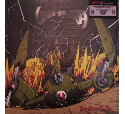 Vanexa – Too Heavy Too Fly - COPY Nr. 21/60 -LP/Vinile