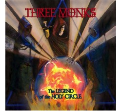 Three Monks – The Legend Of The Holy Circle -LP/Vinile