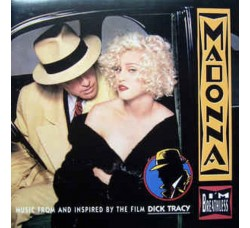 Madonna ‎– I'm Breathless (Music From And Inspired By The Film Dick Tracy)