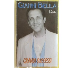 Gianni Bella ‎– Grandi Successi - Live - MC