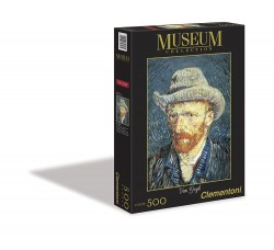 Clementoni - Puzzle Museum Collection - Van Gogh Autoritratto