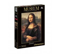 Clementoni - Puzzle Museum Collection  -Mona Lisa