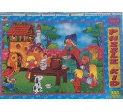 CiakToys - Puzzle da collezione 100 Pezzi Cm 50x70
