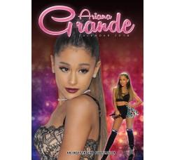 Ariana Grande - Calendario  Calendar 2018