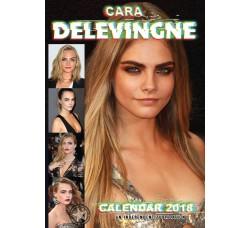 Cara Delevingne -  Calendario  da collezione 2018