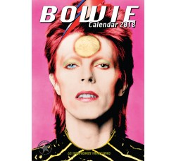 David Bowie  - Calendario 2018