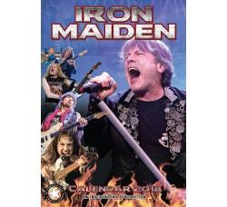 Iron Maiden - Calendario  Calendar 2018