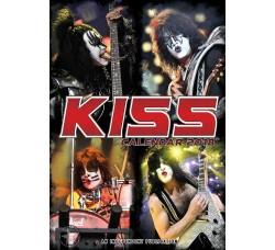 Kiss - Calendario  Calendar 2018