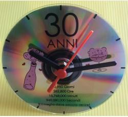 Regalo 30 Anni!  Orologio da tavolo.