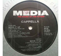 "Cappella ‎– Move It Up - 12"" Singles"