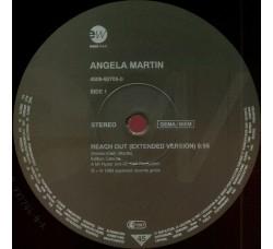 "Angela Martin – Reach Out - 12"" Singles"