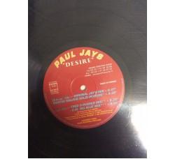 "Paul Jays – Desire - 12"" Singles"