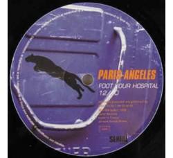 "Paris Angeles – Desire - 12"" Singles"