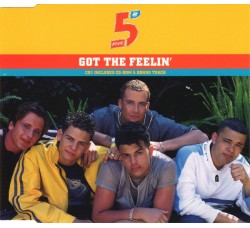 Five - Got The Feelin' -  (CD) - MAN-10