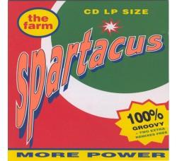 Spartacus - More Power - The farm (CD) - MAN-29