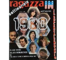 Calendario 1980 - Poster da collezione - Anni 80