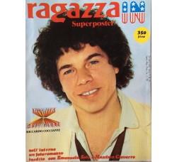 Riccardo Cocciante - Giornalino Ragazza In - Anni 80