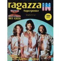 Bee Gees  - Giornalino Ragazza In - Anni 80