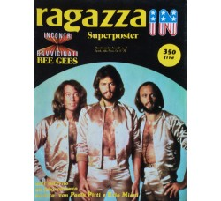 Ragazza In - Bee Gees  - - Contiene POSTER