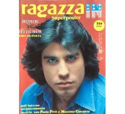 John Travolta - Giornalino  Ragazza In - Anni 80
